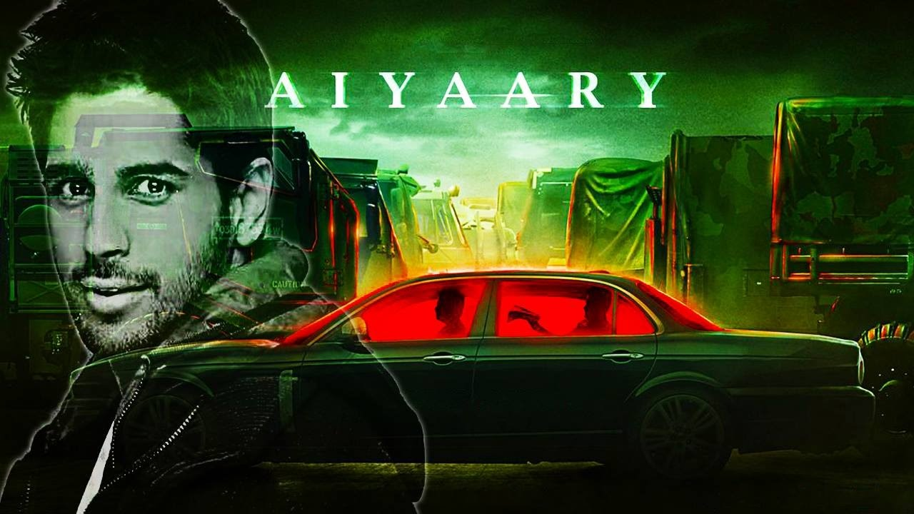 Defence Minister thanks 'Aiyaary' team for support