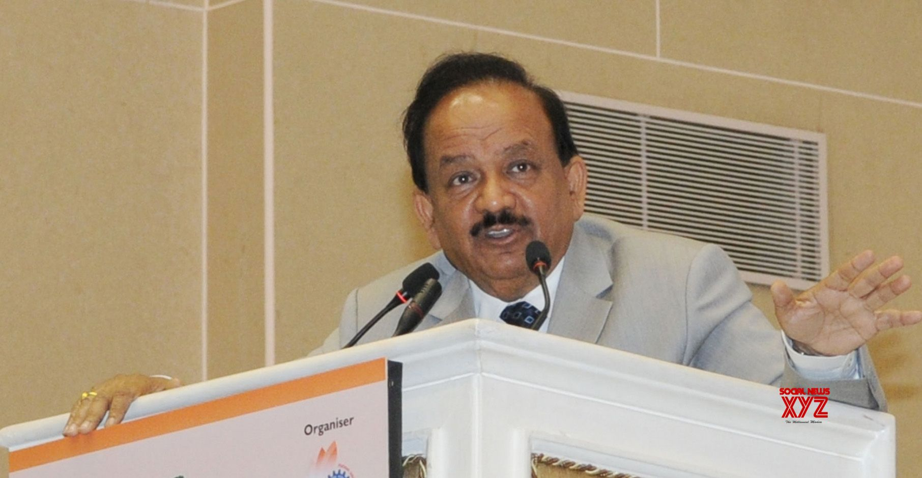 Kerala paying for gross negligence during Onam: Harsh Vardhan