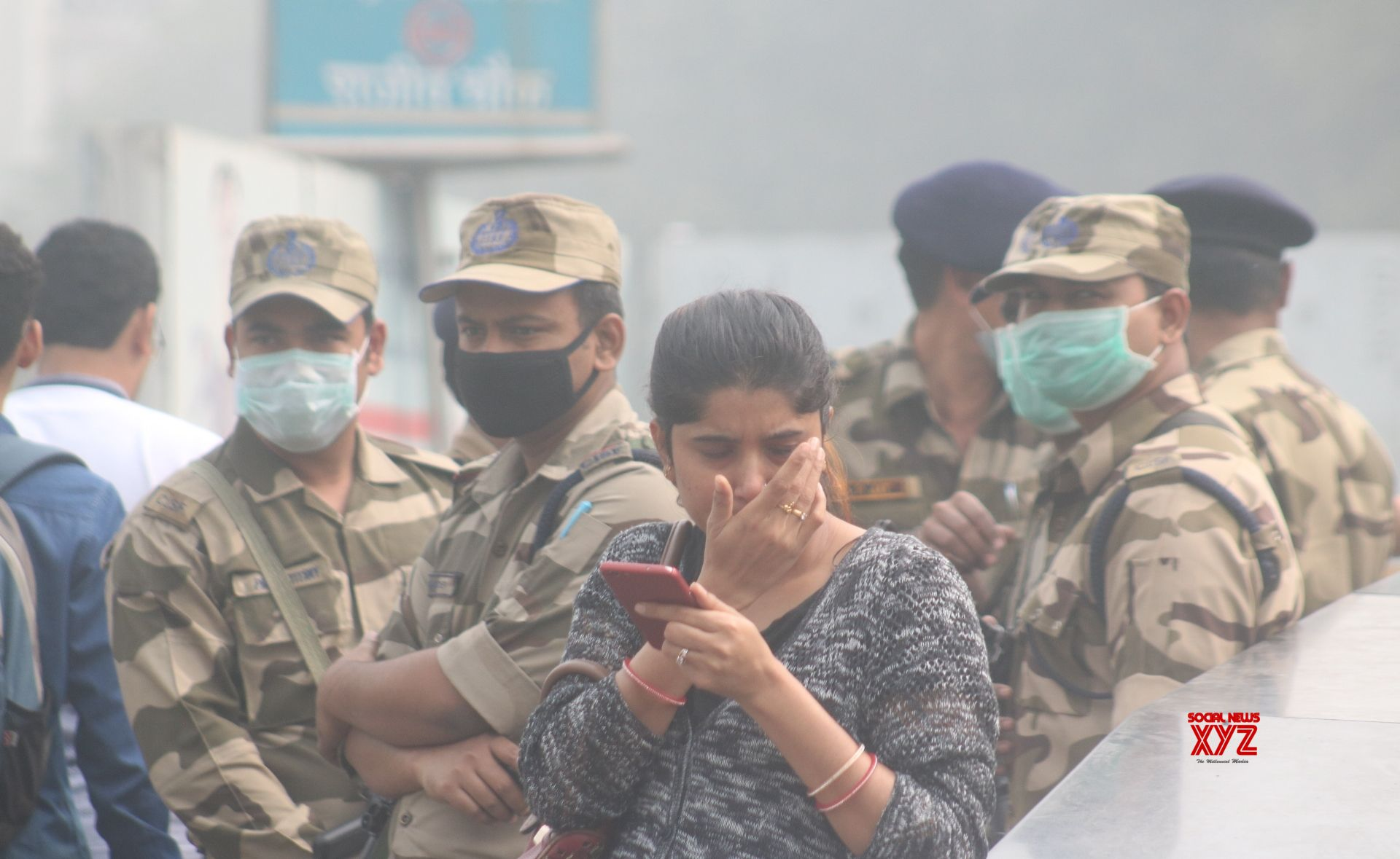 Delhi-NCR witness 'very poor' air quality
