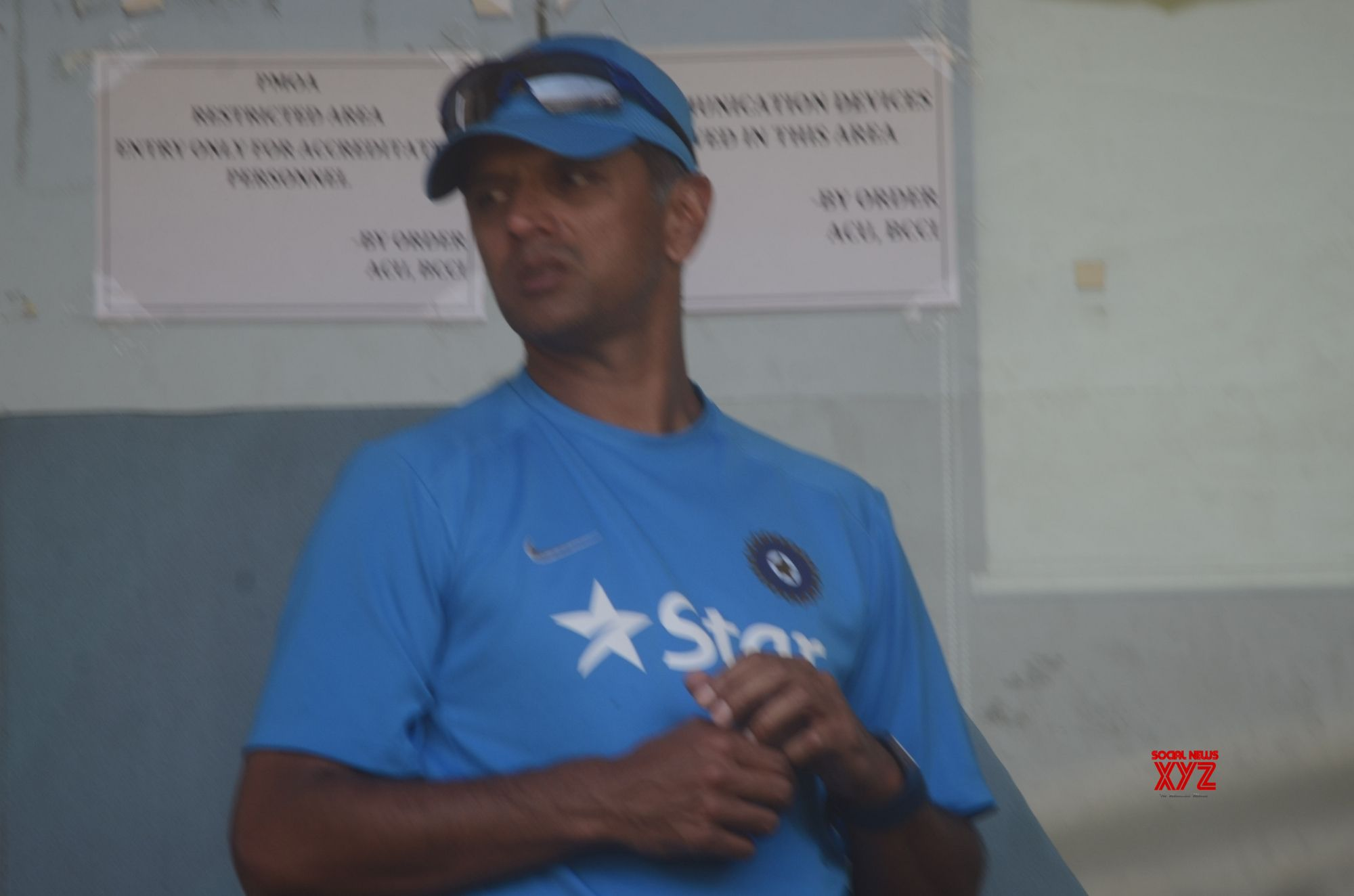 If Ethics Officer thinks Dravid has conflict, it is his perception: CoA