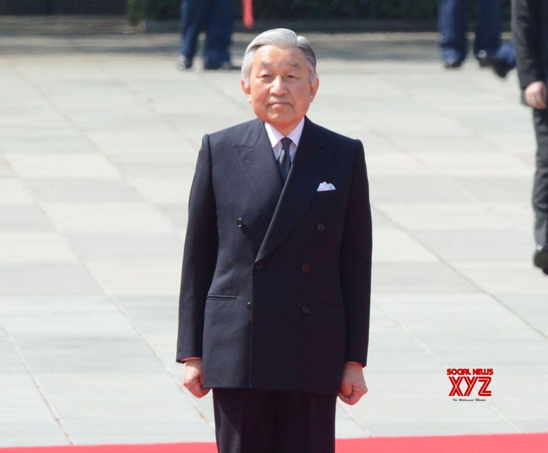 Japan emperor draws huge birthday crowd before abdication next year