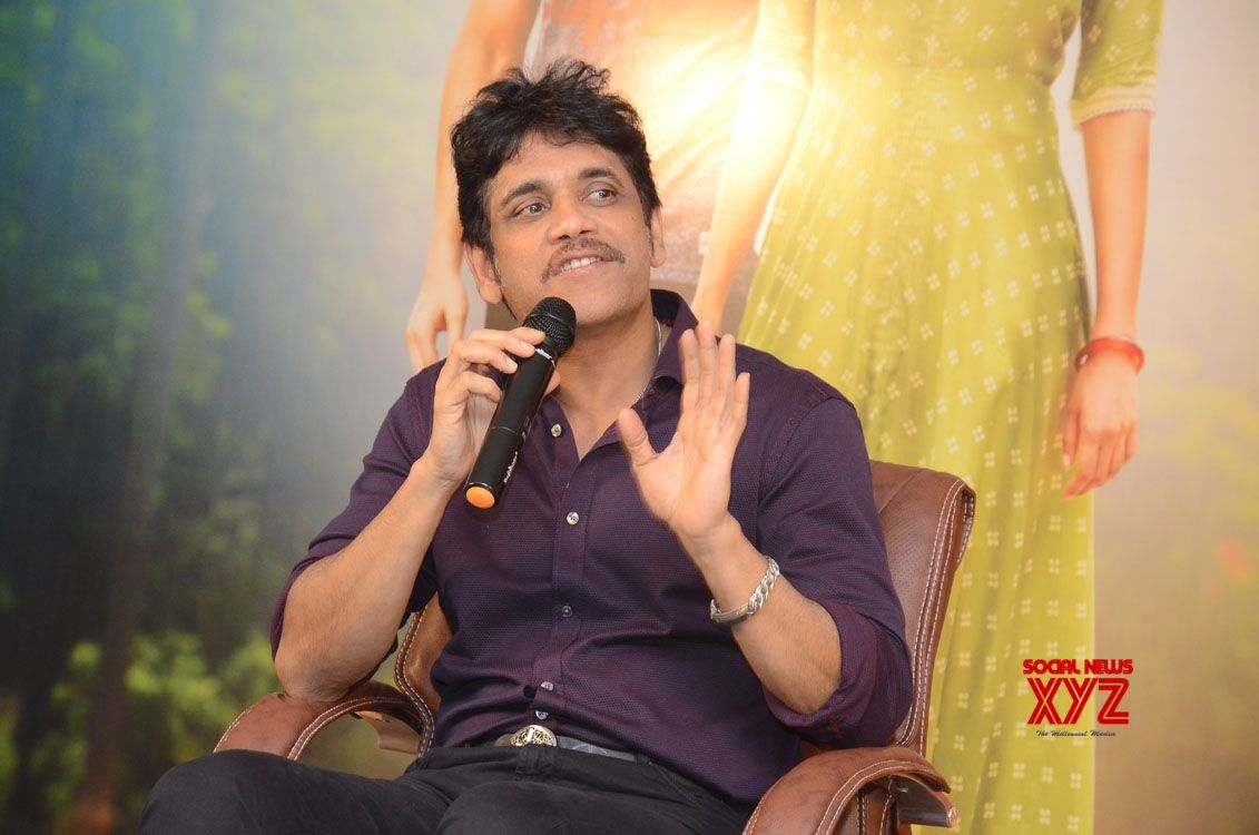 Akhil looks exactly like I imagined in Hello: Nagarjuna