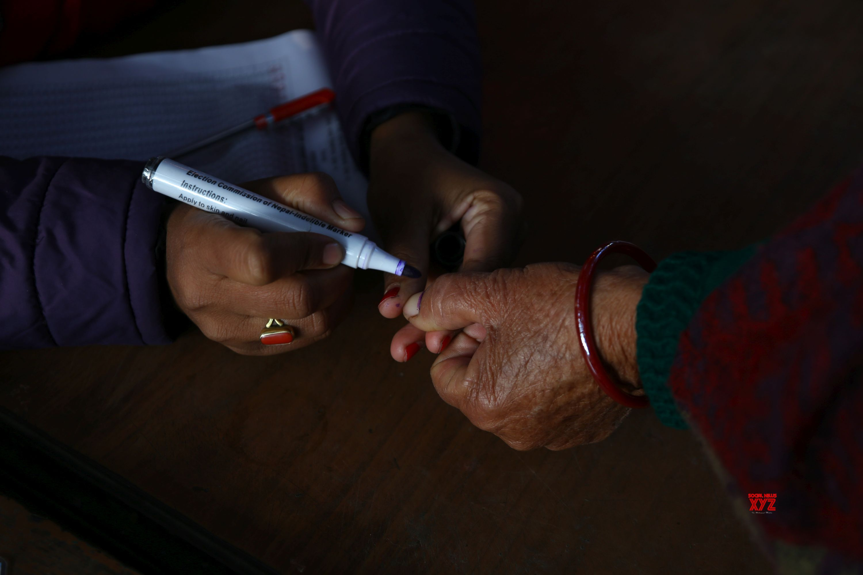 Nepal votes in final phase of general elections