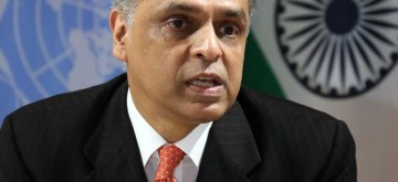 India's Permanent Representative to the UN Syed Akbaruddin . (File Photo: IANS)