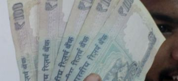 100 rupee notes. (File Photo: IANS)