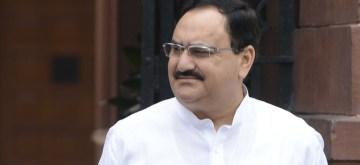 Union Health Minister J P Nadda. (File Photo: IANS)