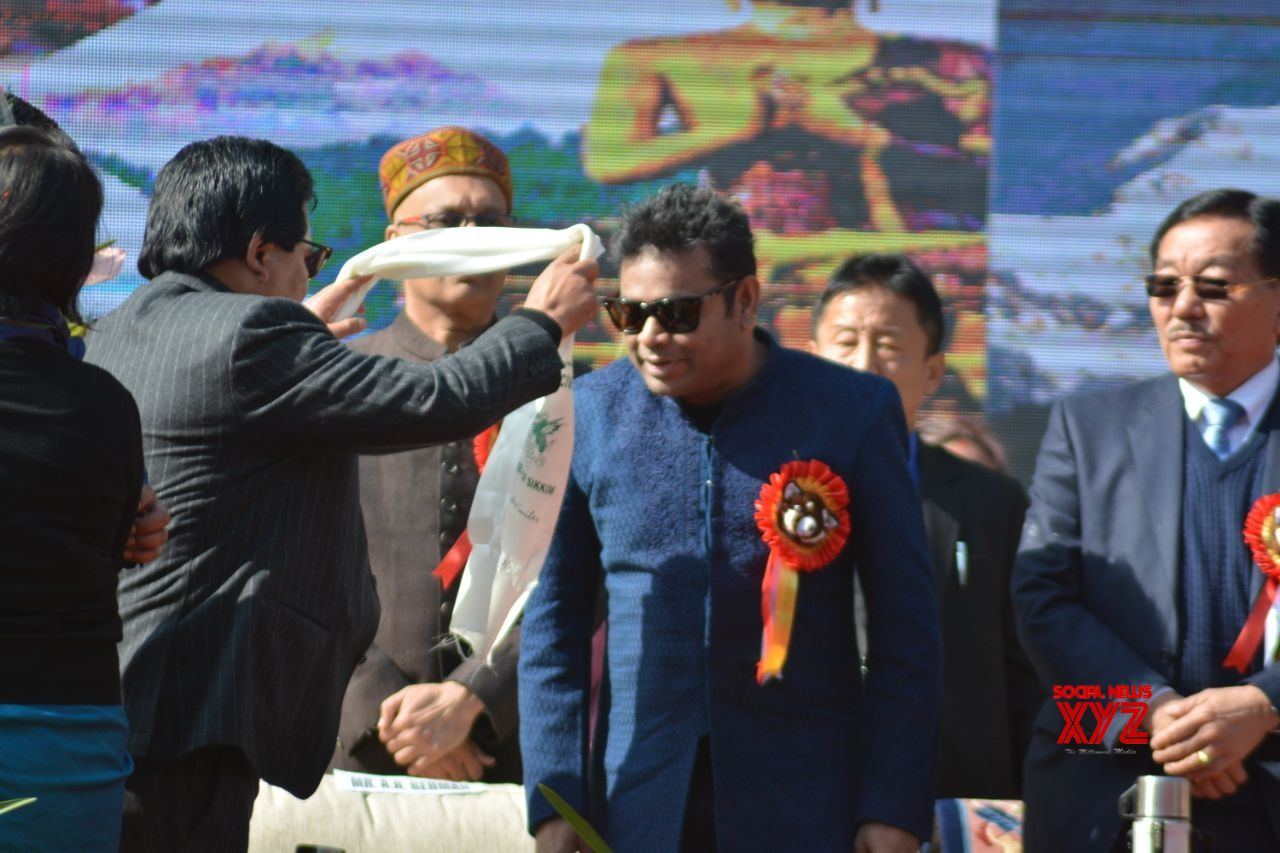 The world needs to be told about Sikkim: A.R. Rahman