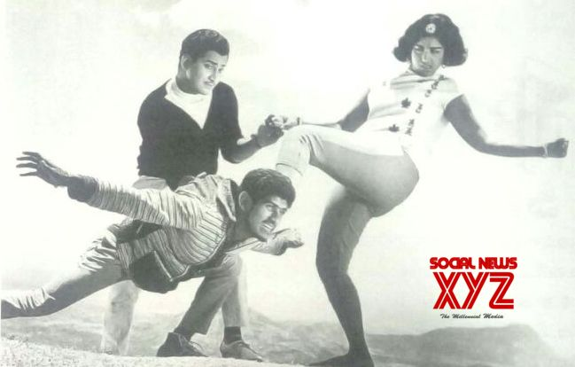 Superstar Krishna Asadhyudu celebrates 50th anniversary