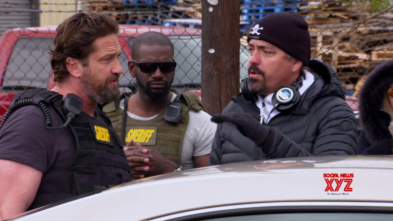 Gerard Butler's 'Den of Thieves' to release in India in February