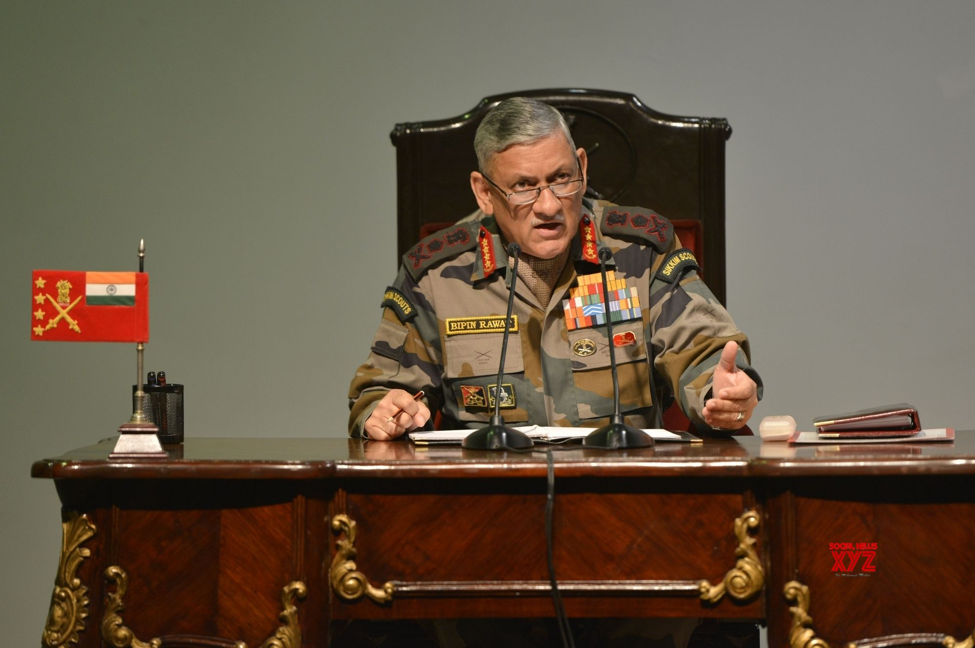 J&K education system needs overhaul: Army chief