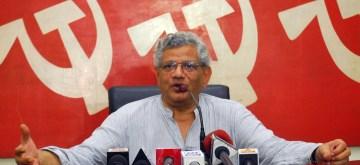 CPI(M) general secretary Sitaram Yechury. (File Photo: IANS)
