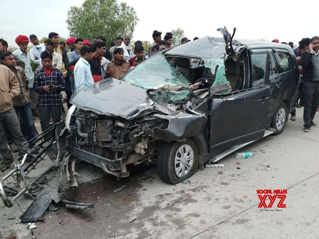 Car Accident News Today Rajasthan
