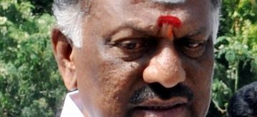 Chennai: Tamil Nadu Finance Minister and AIADMK leader O Panneerselvam swears-in as the new Chief Minister of Tamil Nadu after the death of AIADMK supremo and Tamil Nadu Chief Minister J Jayalalithaa. (File Photo: IANS)