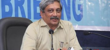 Manohar Parrikar. (File Photo: IANS)