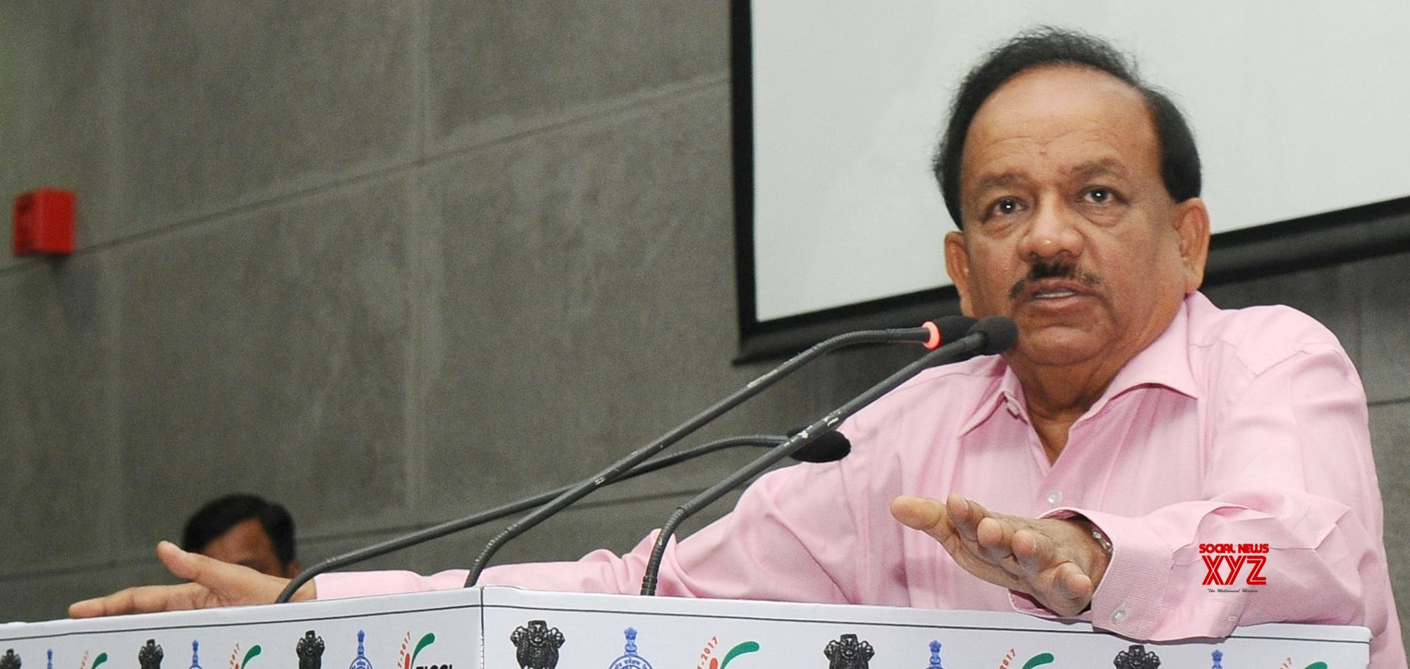 Ignorance behind violence: Harsh Vardhan