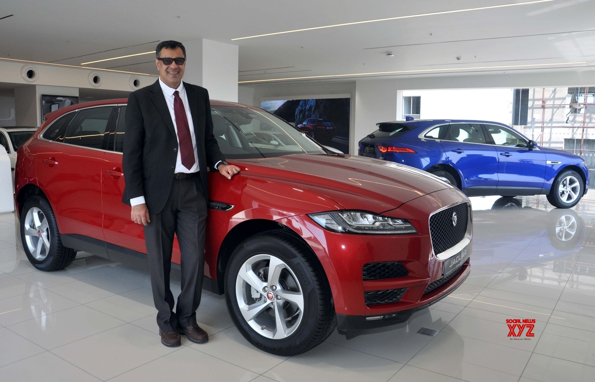High Taxes Will Limit Luxury Car Market Growth In India Jlr