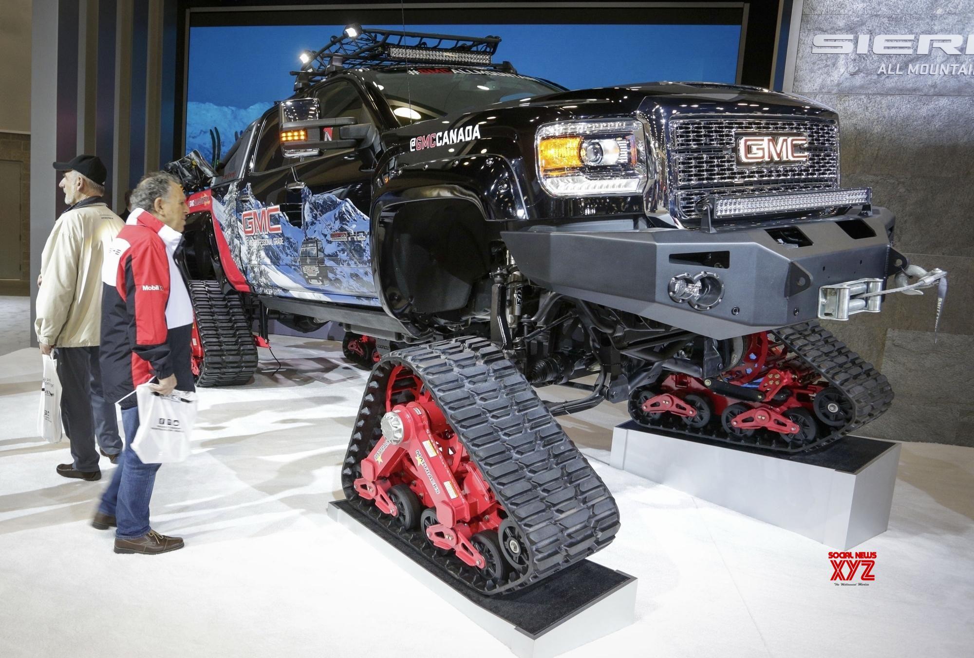 CANADA VANCOUVER AUTO SHOW Gallery Social News XYZ - Car show vancouver 2018