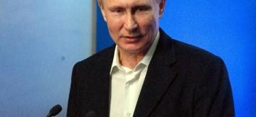 Russian President Vladimir Putin. (File Photo: IANS)