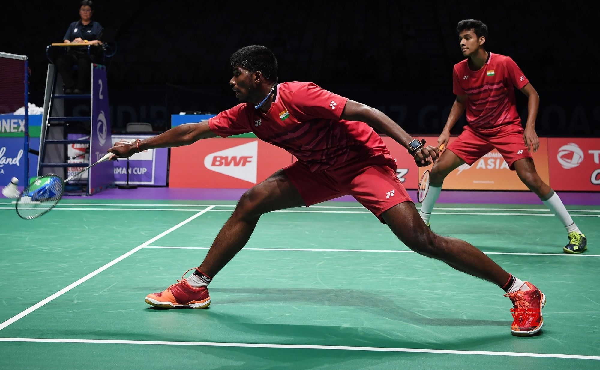 Thailand Open: Satwik-Chirag bow out of men's doubles