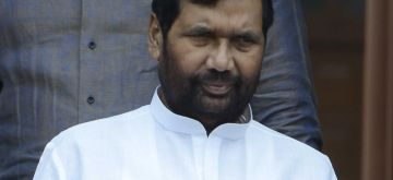 Ramvilas Paswan. (File Photo: IANS)