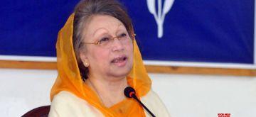 Bangladesh Nationalist Party (BNP) Chairperson Khaleda Zia. (File Photo: IANS)