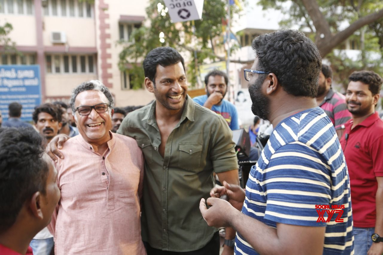 Vishal And Samantha's Abhimanyudu to release in the last week of May