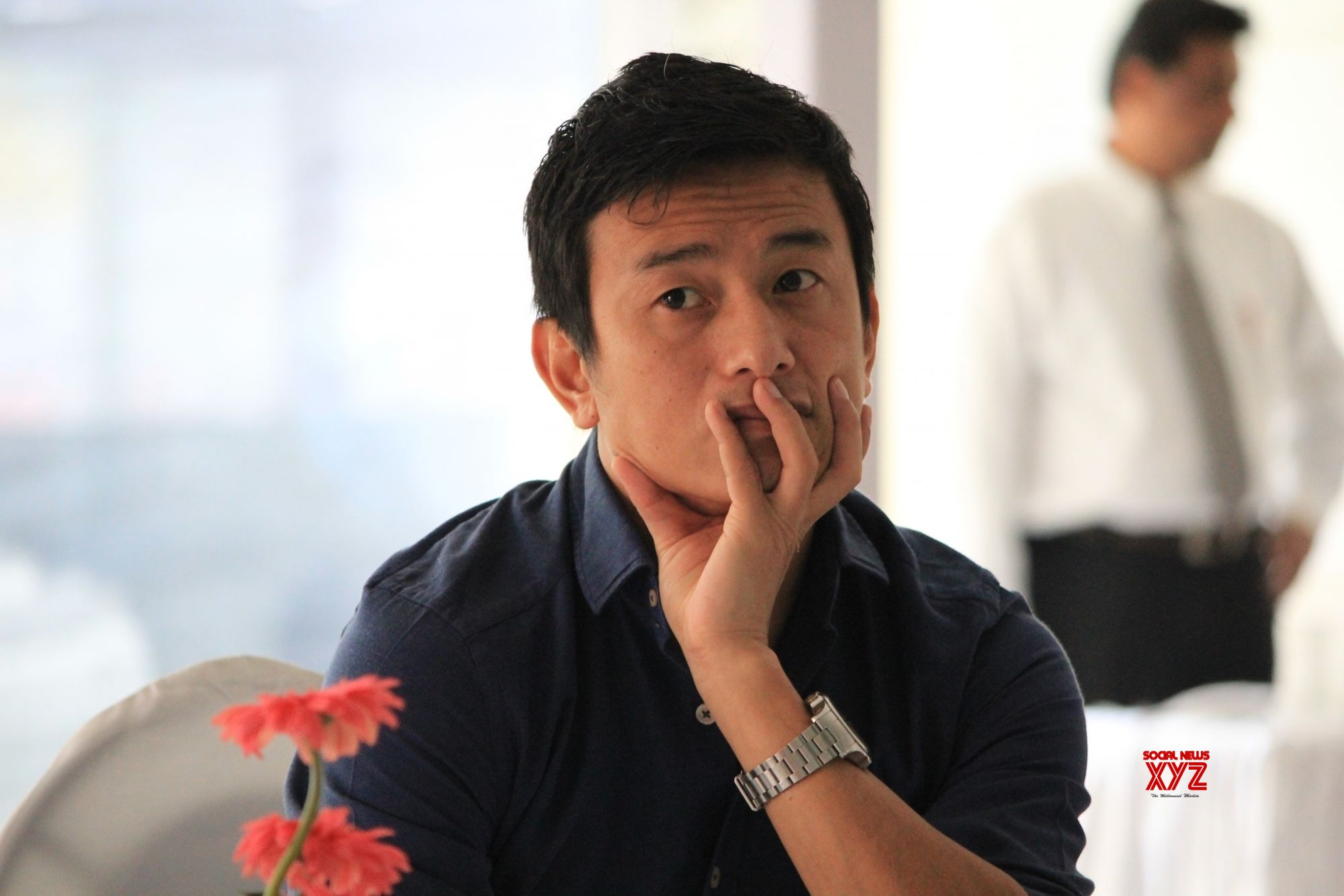 Developing 6th sense key for becoming a successful striker, says Bhutia