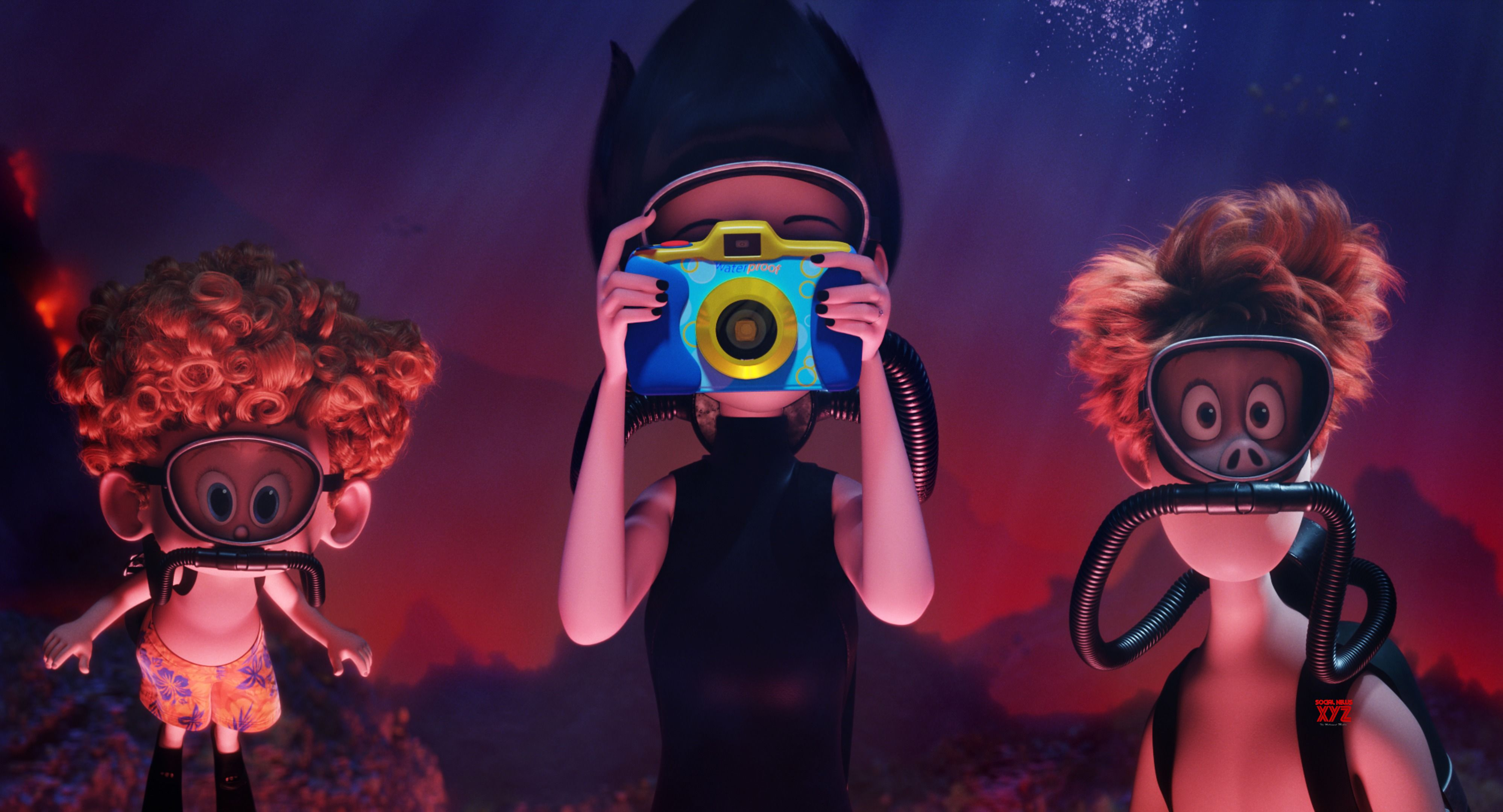 Hotel Transylvania 3: Summer Vacation Movie New HD Stills