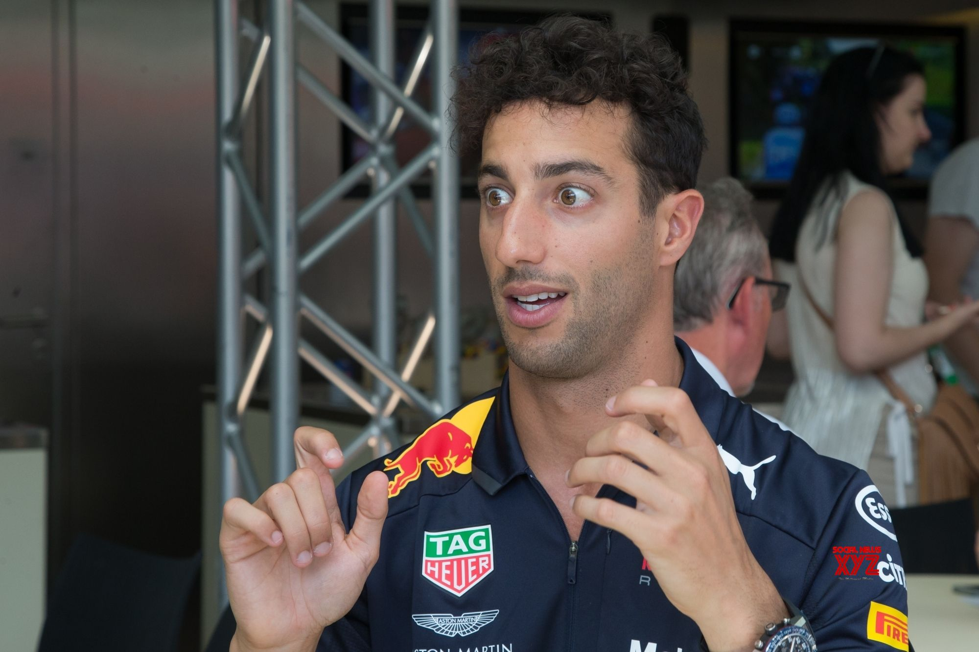 Ricciardo reveals why few racers didn't take a knee at Austrian GP
