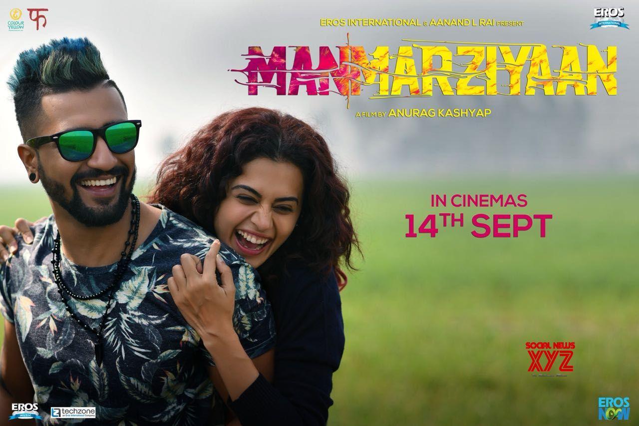 Manmarziyan is Kashyap's Moun Ragam (Film Review)
