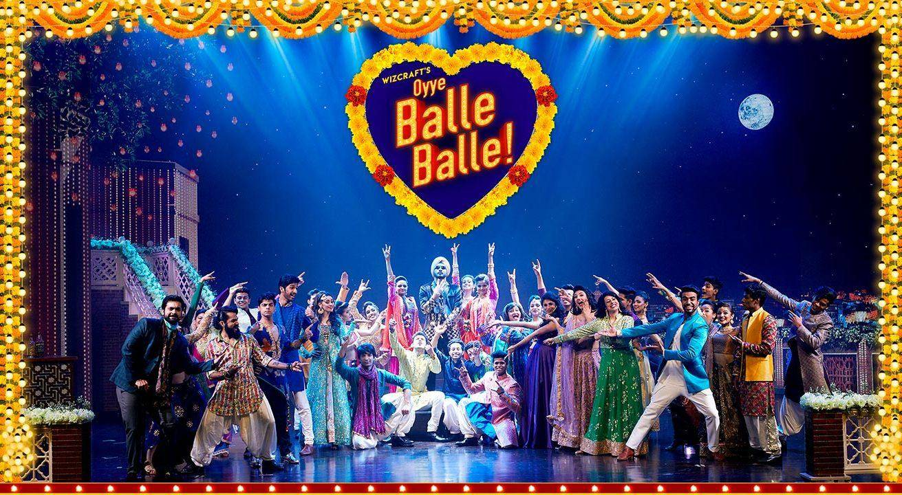 'Balle Balle' to be staged at Kingdom of Dreams