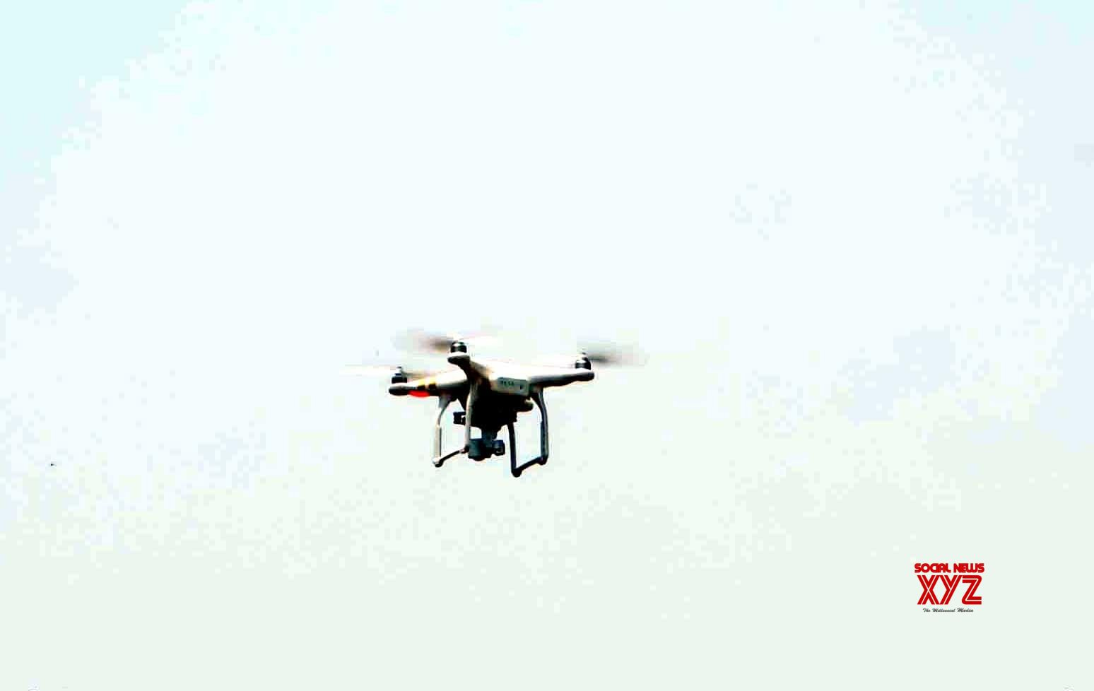 CRPF to use drones in anti-terror operations in J&K