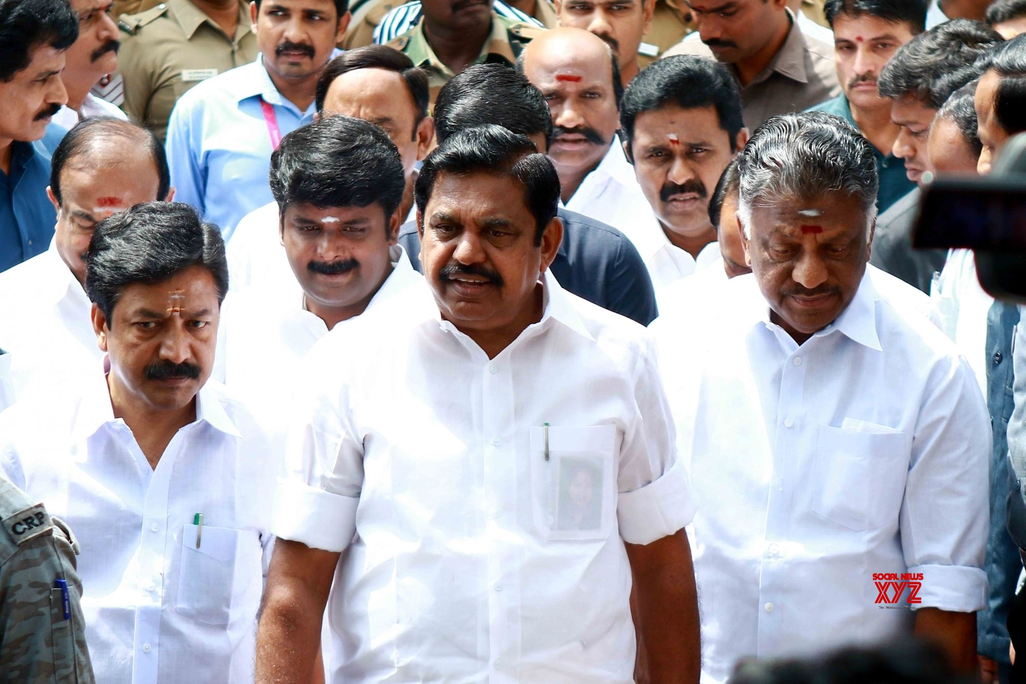 AIADMK legislators to meet on May 7 to elect Opposition leader