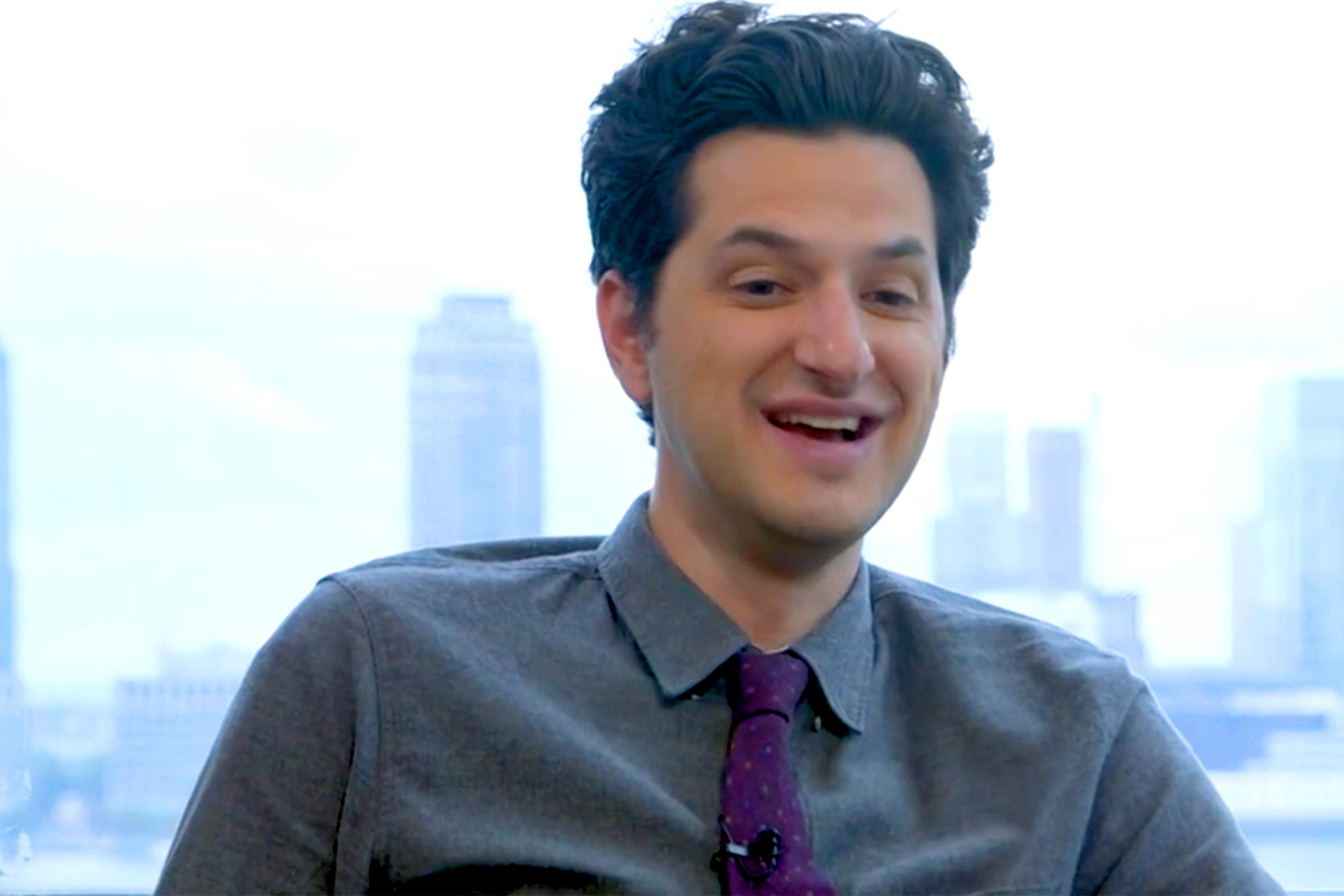 Ben Schwartz to voice 'Sonic the Hedgehog' in  movie