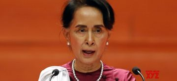 Myanmar State Counselor Aung San Suu Kyi. (File Photo: IANS)