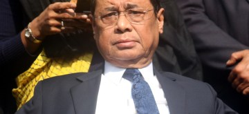 Justice Ranjan Gogoi. (File Photo: IANS)