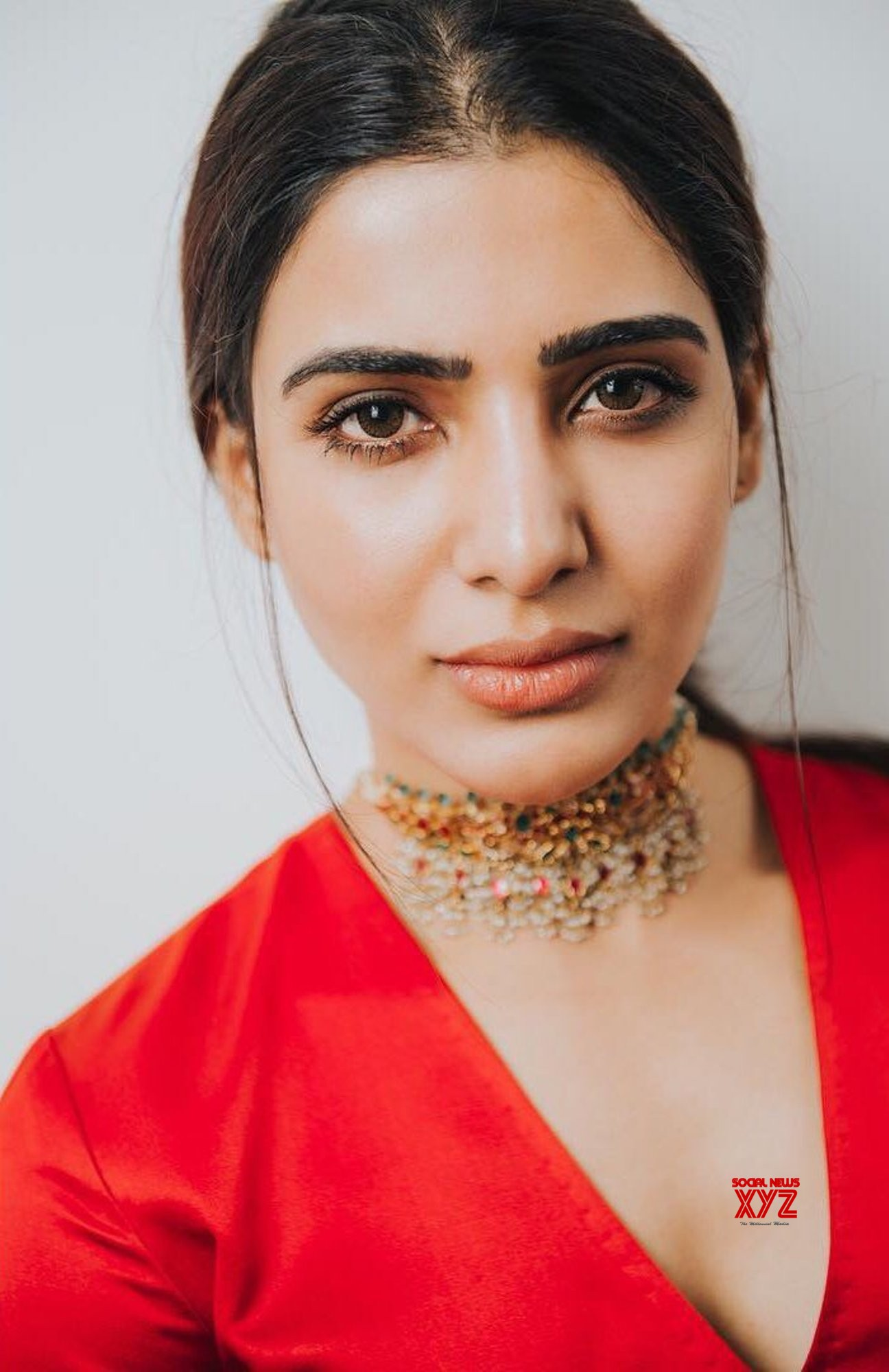 Actress Samantha Akkineni Latest Glam Stills