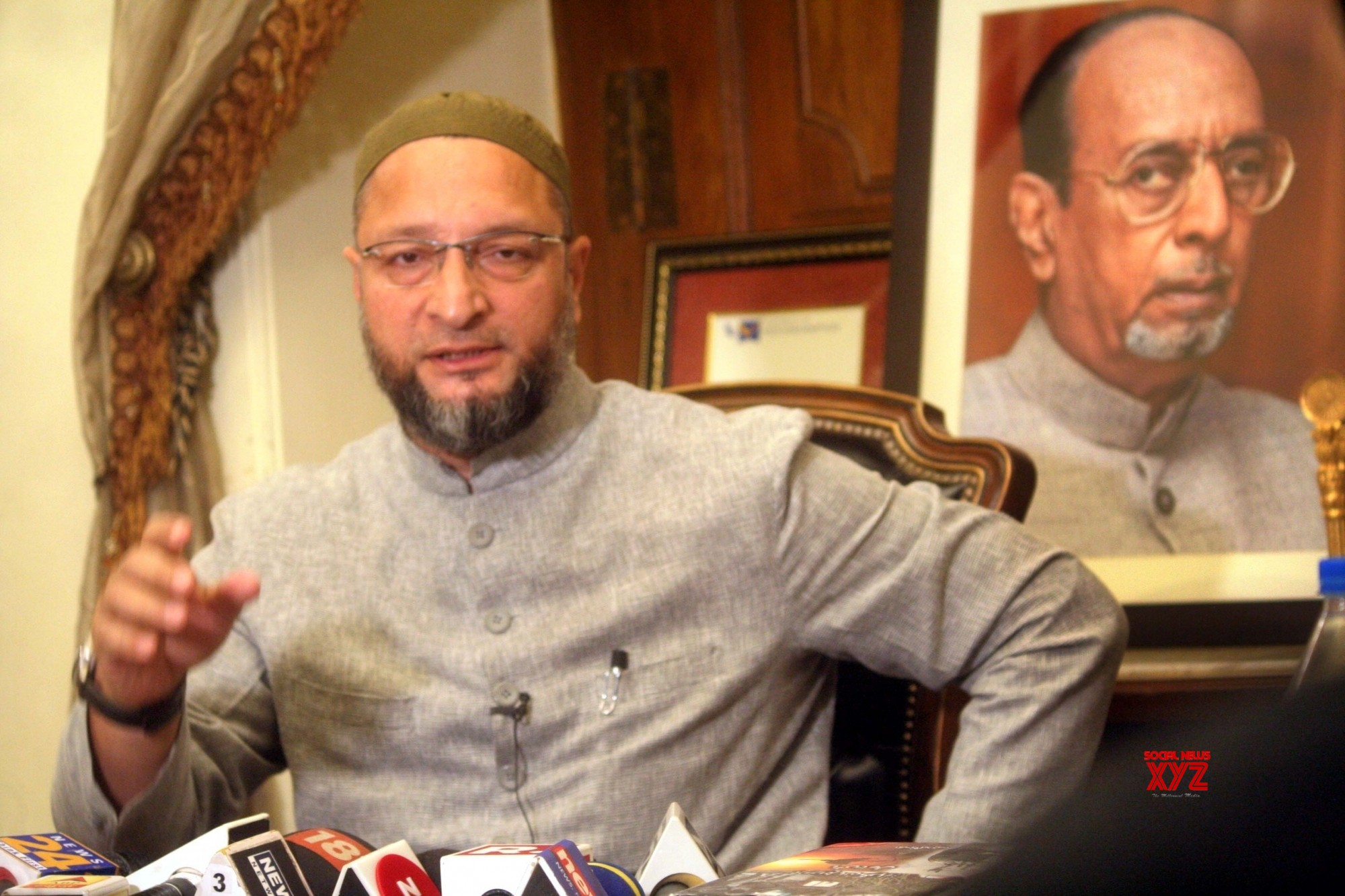 Regional parties will take Indian politics by storm: Owaisi