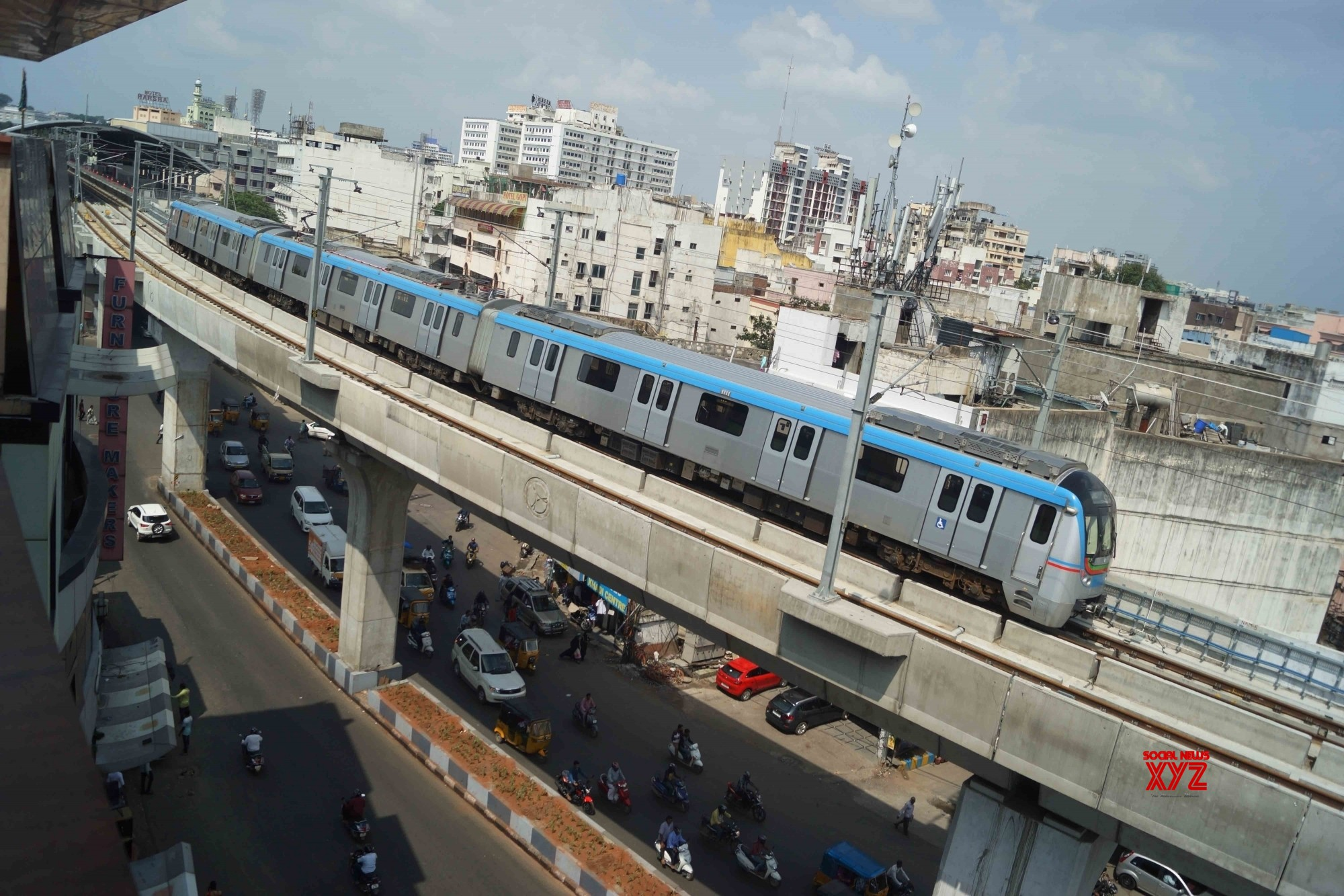 Hyderabad will have another Metro lane!