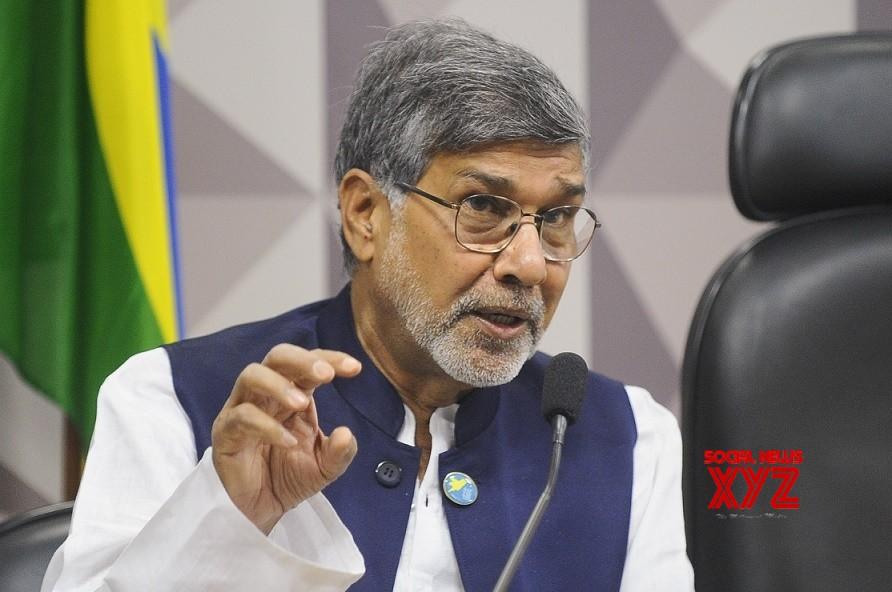 Kailash Satyarthi wants UNSC to act on child pornography