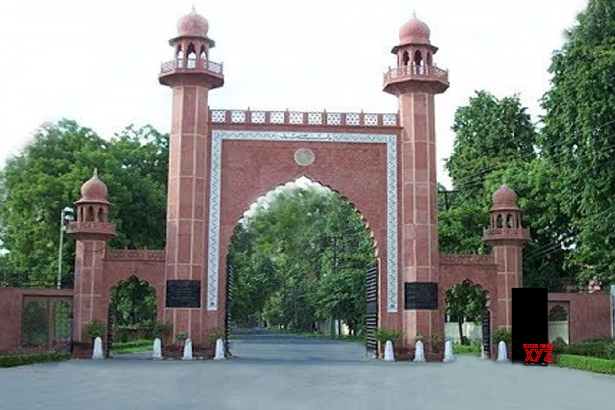 AMU hospital tests 8,059 Covid-19 samples in 15 days