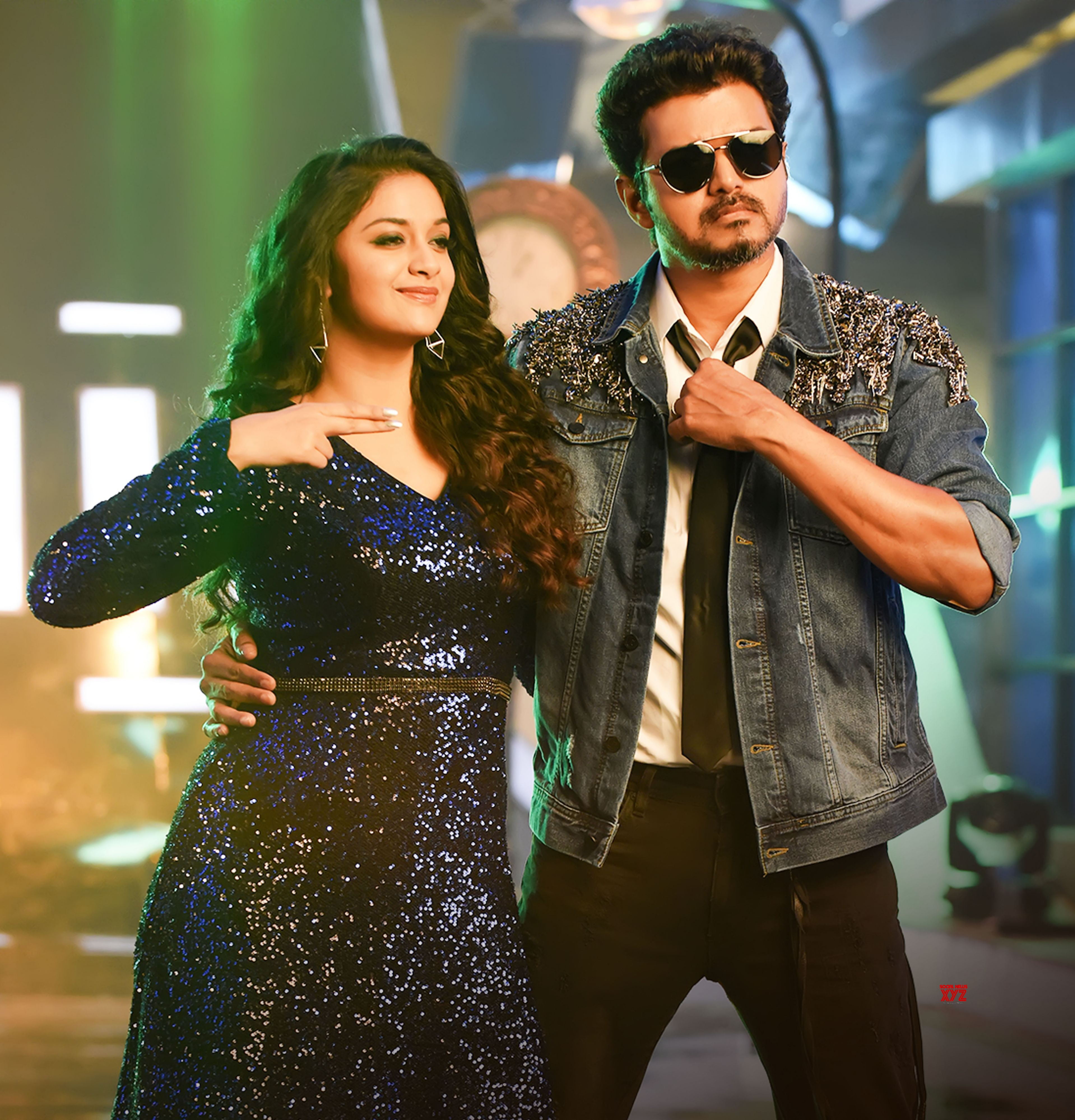 Vijay's Sarkar Movie HD Stills