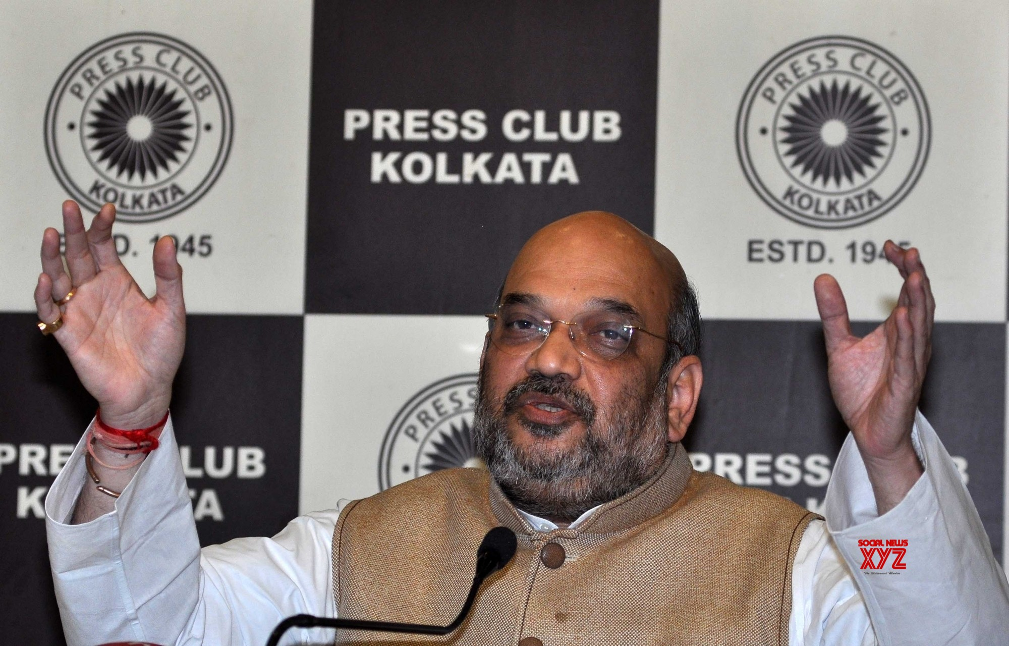 Shah to continue as BJP chief till next round of Assembly polls