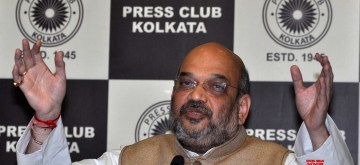 BJP chief Amit Shah. (File Photo: IANS)