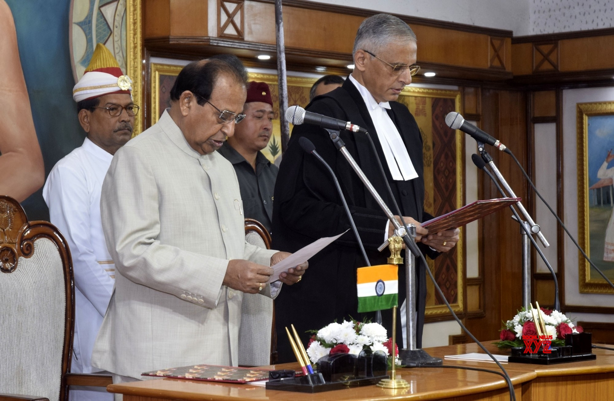 Justice Bopanna new Chief Justice of Gauhati High Court