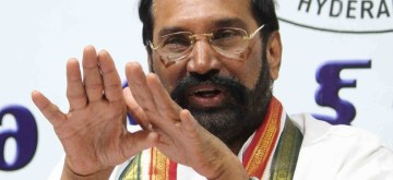 Telangana Congress Chief Uttam Kumar Reddy. (File Photo: IANS)