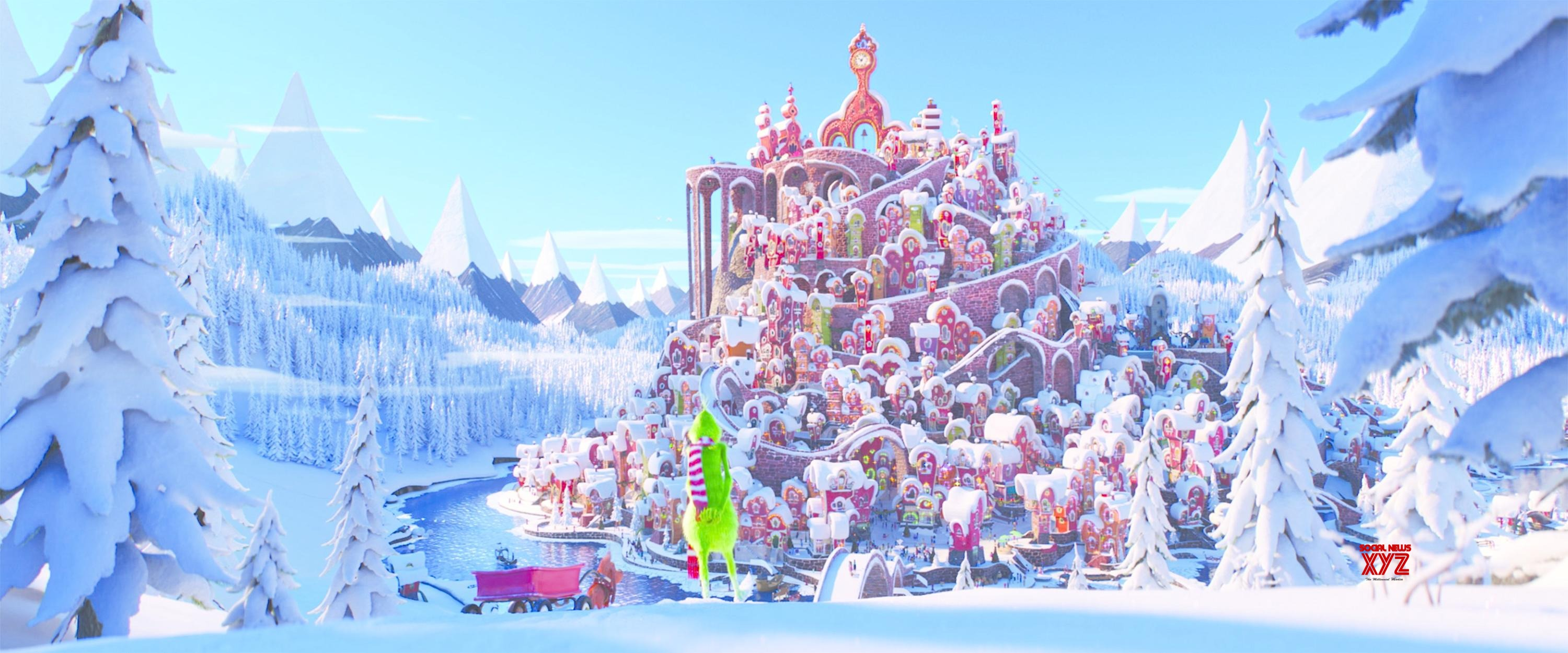 The Grinch Review: A fun-filled fantasy adventure story  (Rating: ***)