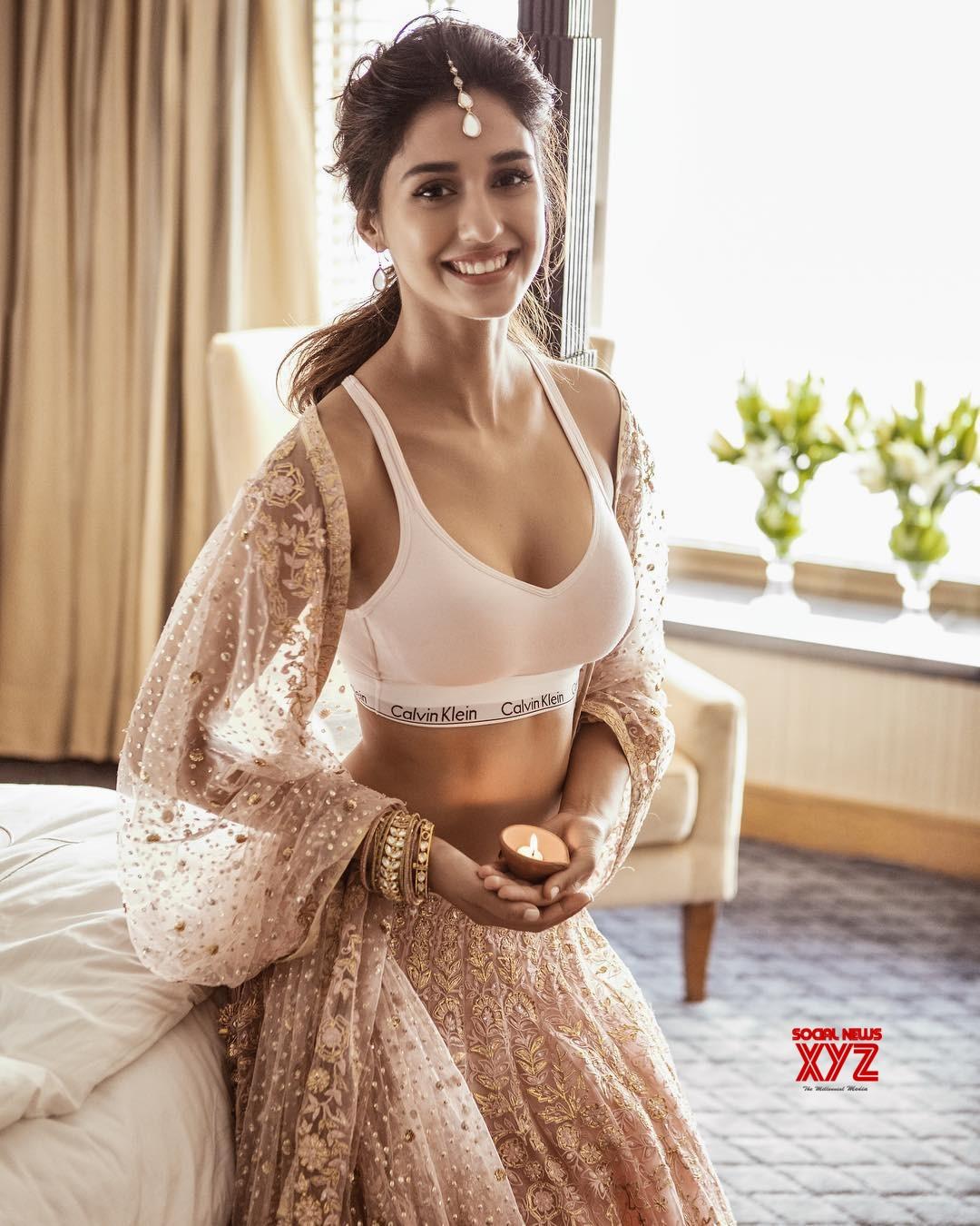 Actress Disha Patani Hot Still