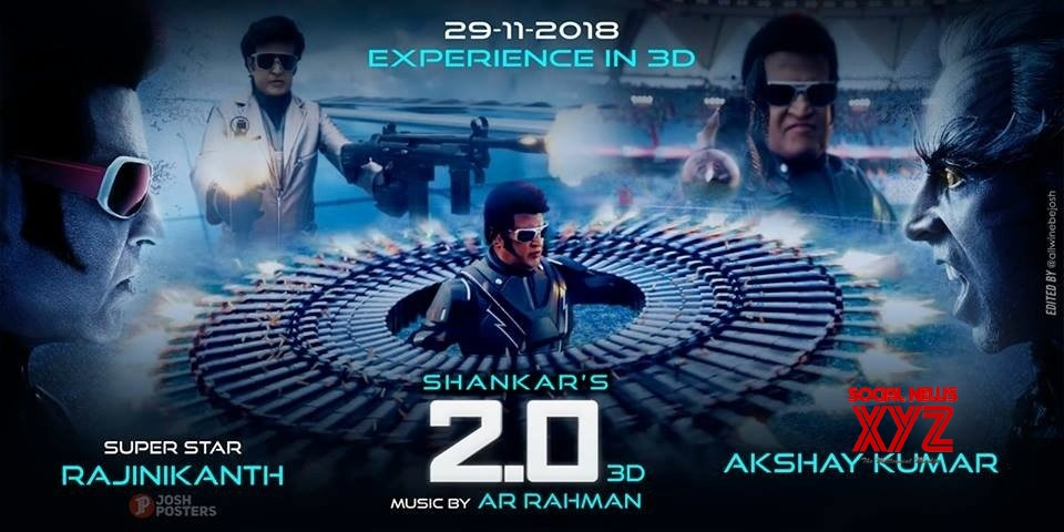 2.0 Fan Promotions Posters For November 8th