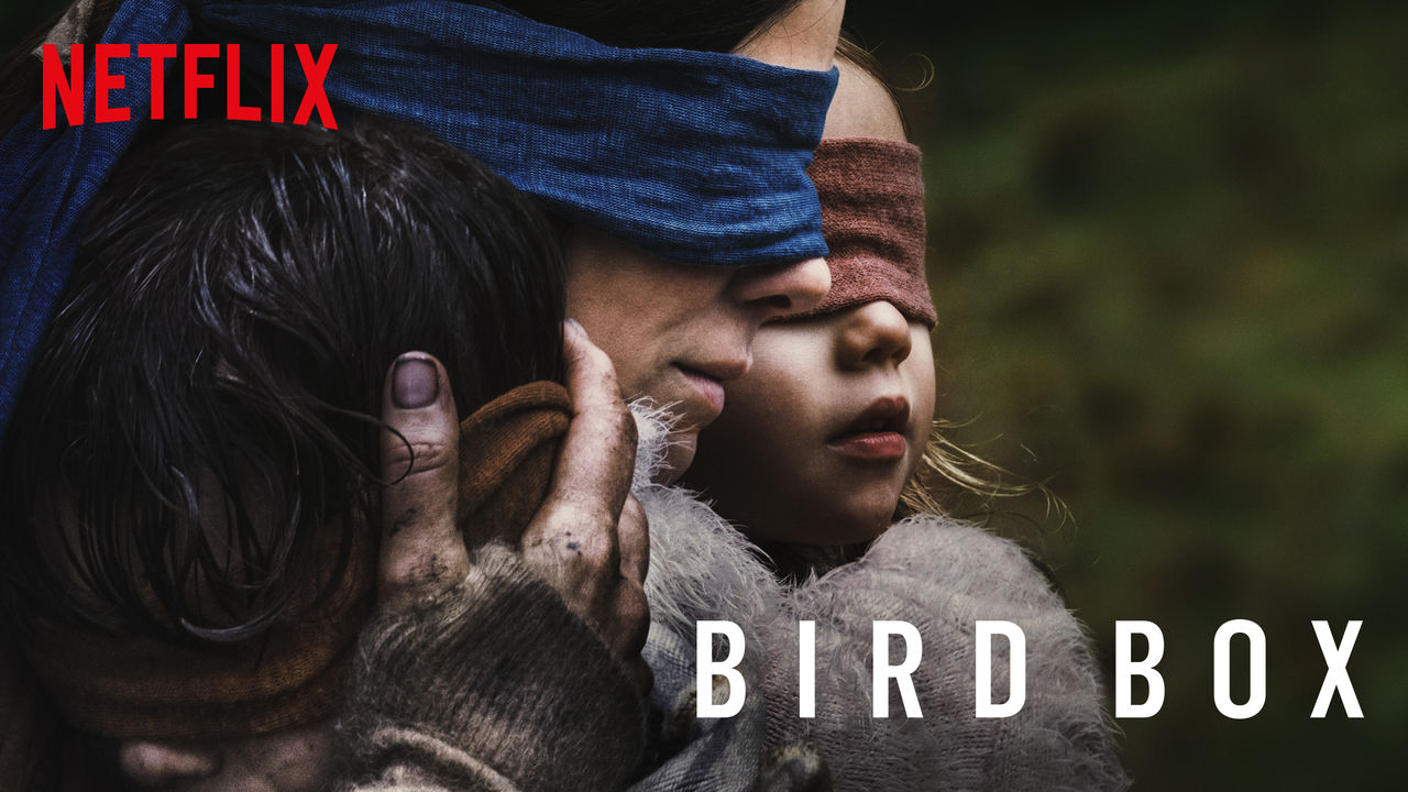 Have you seen 'Bird Box'? Netflix says basically everyone else has